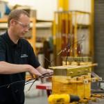 Transformer manufacture