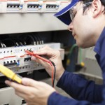 Onsite electrical service