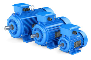 electric industrial motors