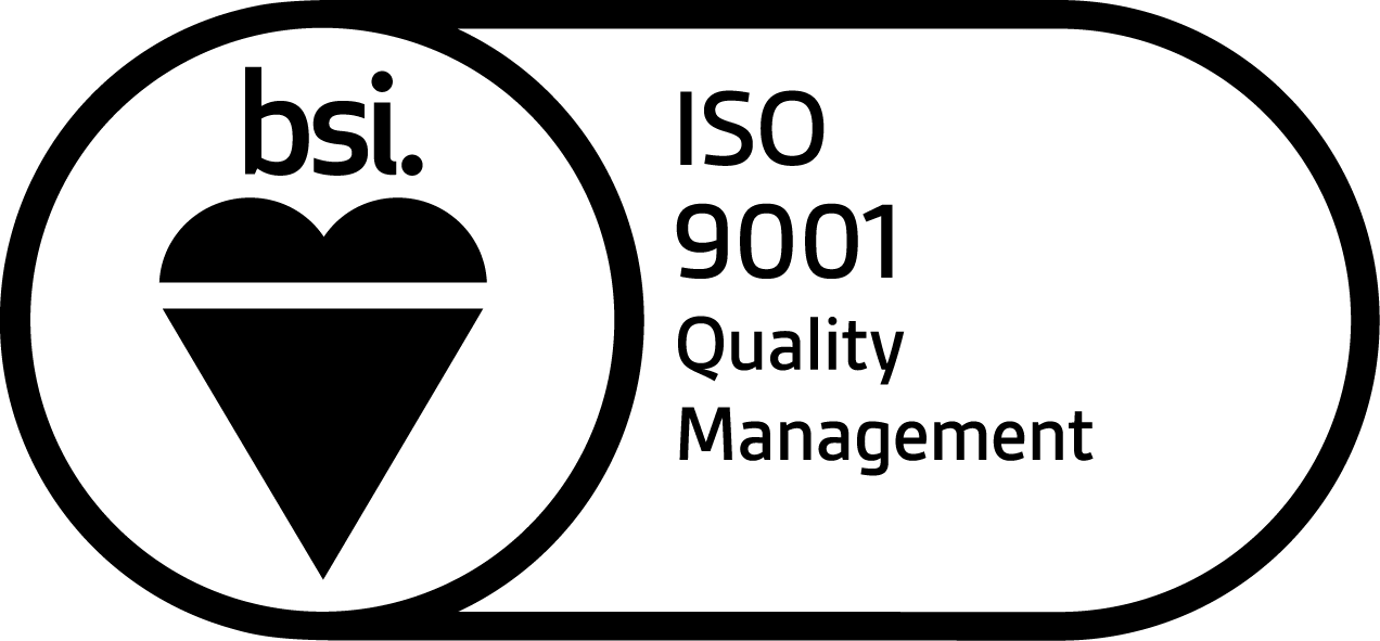 R Baker (Electrical) Ltd is BSI-Assurance ISO 9001