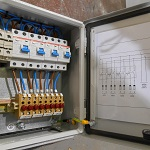 Manufacuter of distribution panels
