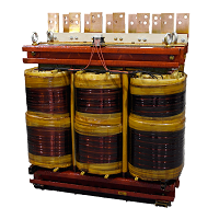 Three phase transformer repair